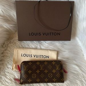 Louis Vuitton Limited Edition Insolite  Wallet